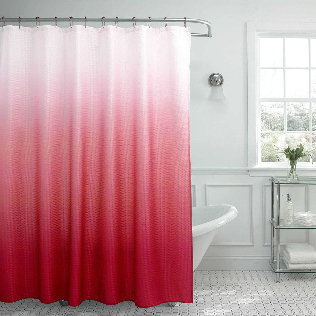 Magical Bathroom Curtains Functionality
