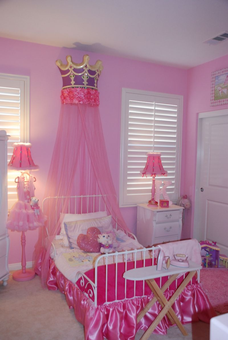Little Princess Girlish Curtains