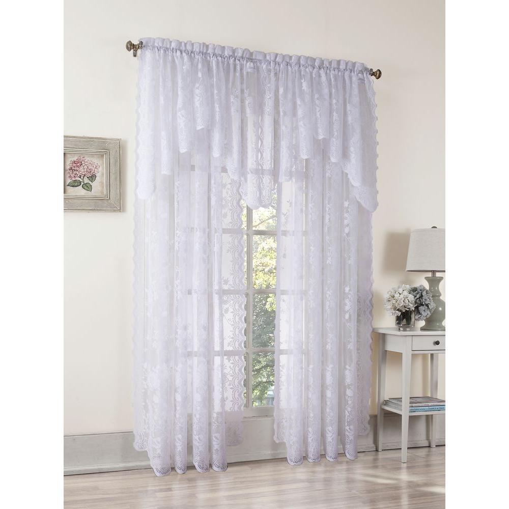 Beautiful Swag Curtains