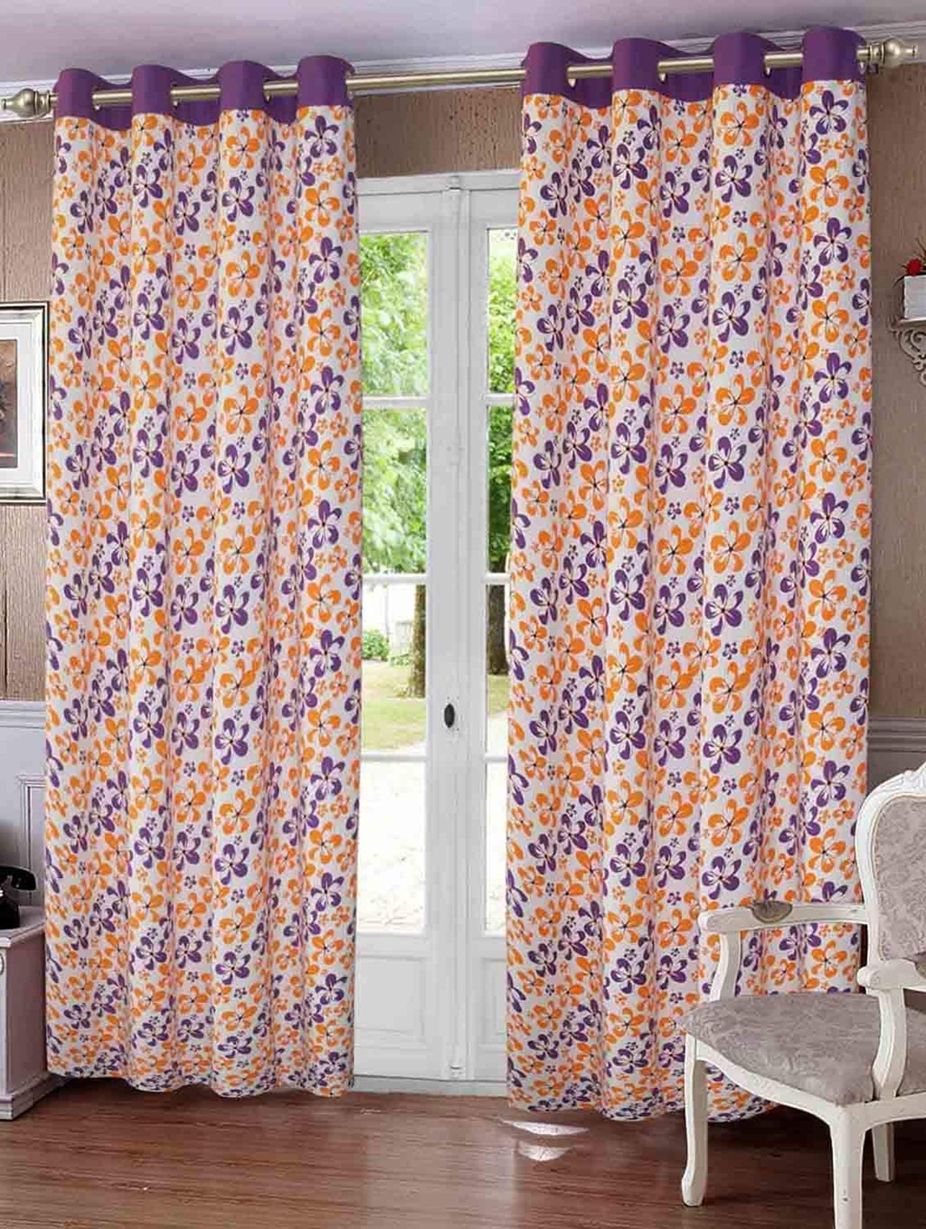 Magical Decorative Cotton Curtains