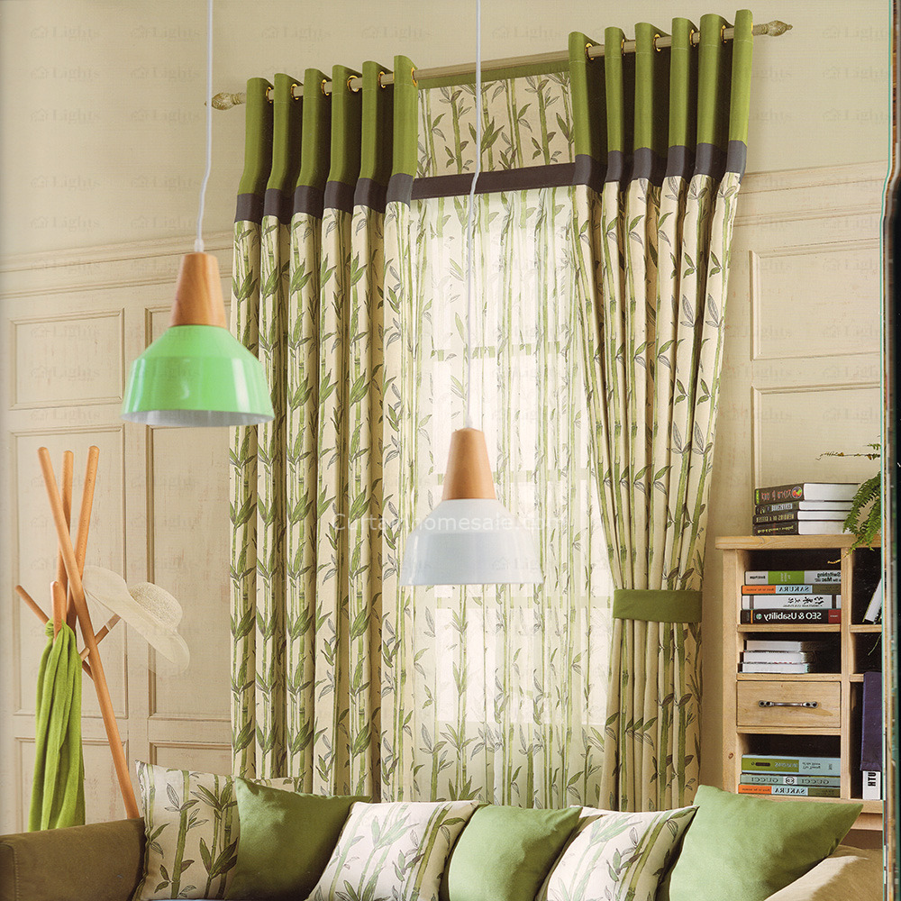 Lovely Pattern Curtain