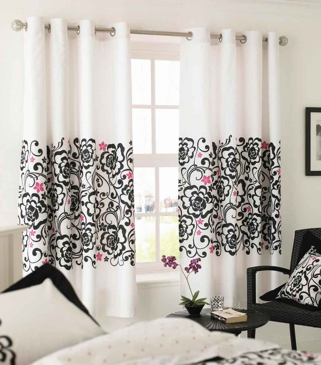 Contemporary Curtains Beauty Style