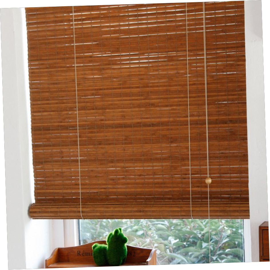 Bamboo Curtains Smart Beauty Functionality Charm