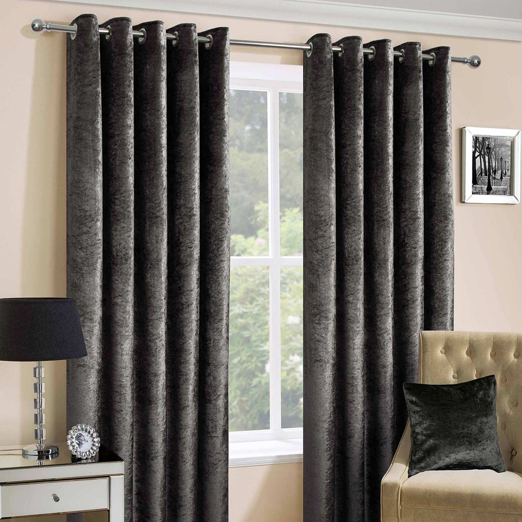 Comfort Heavy Curtains Beauty