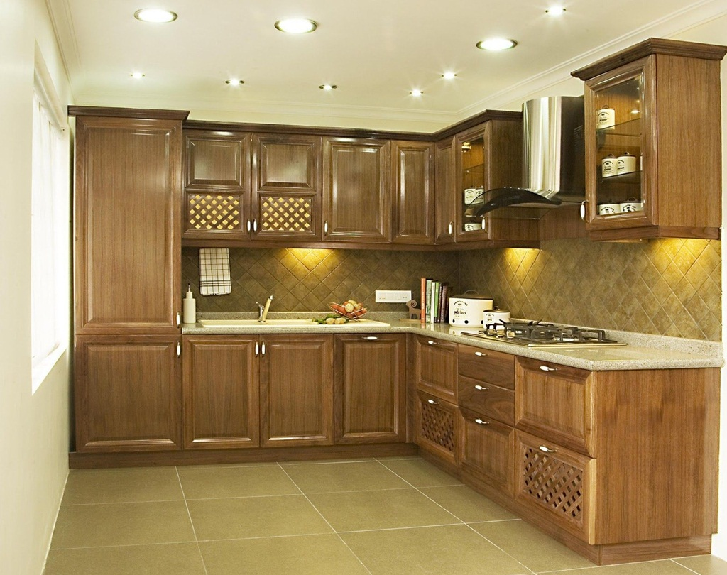 Latest Modular Kitchen Designs catalogue