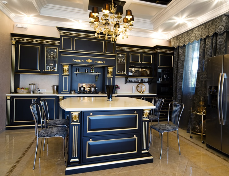 Dream Luxury Kitchens
