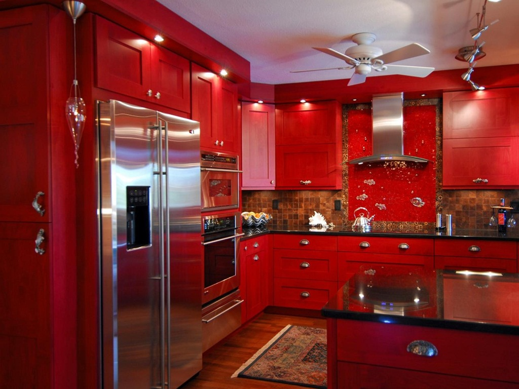 Creative Kitchen Colors