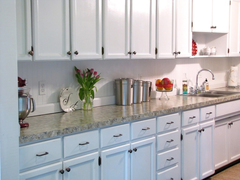 Easy Cheap DIY Kitchen Cabinets Ideas