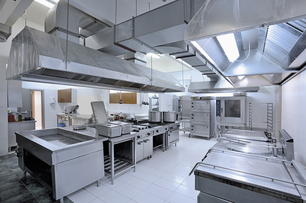 Kitchen Commercial Design