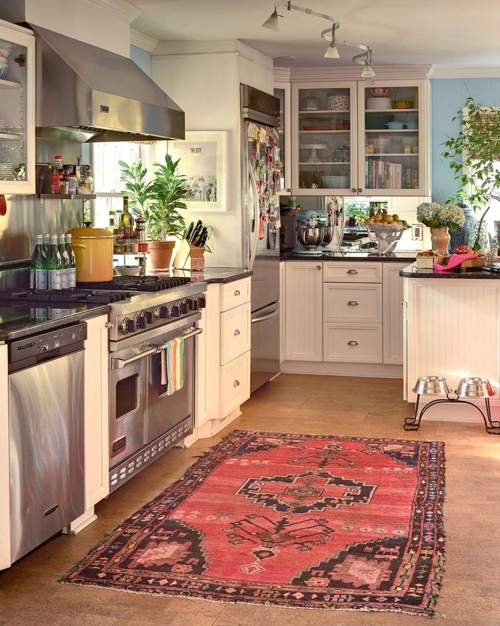 Area Rug for Today\'s Kitchen – A Decorative Flair with A ...