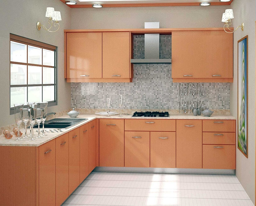Simple Kitchen Cabinet Designs - Elegance and Style