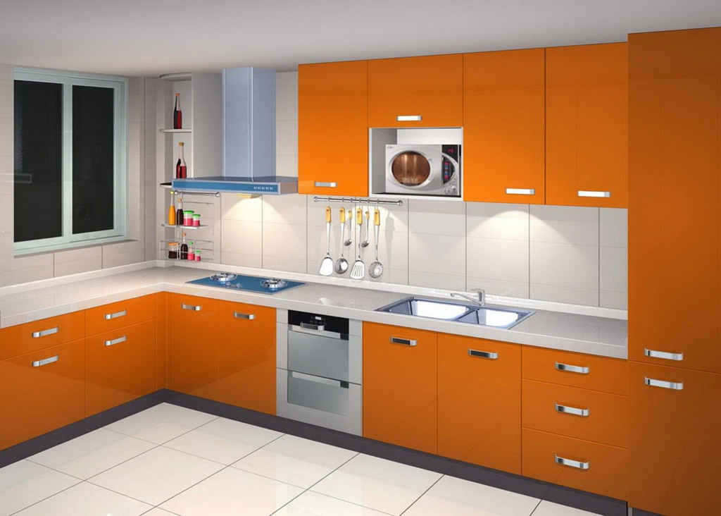Simple Elegant Kitchen Cabinet Designs
