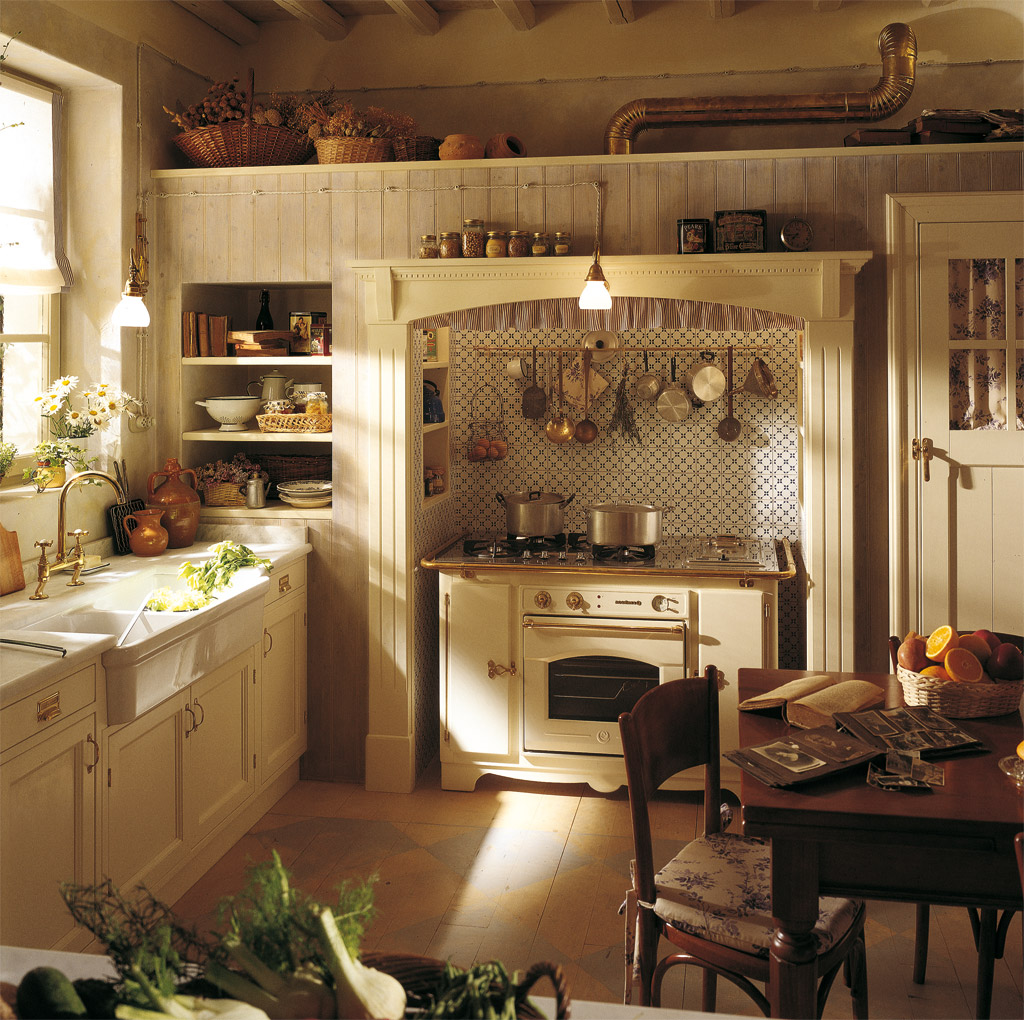 Mexican Style Décor Kitchen