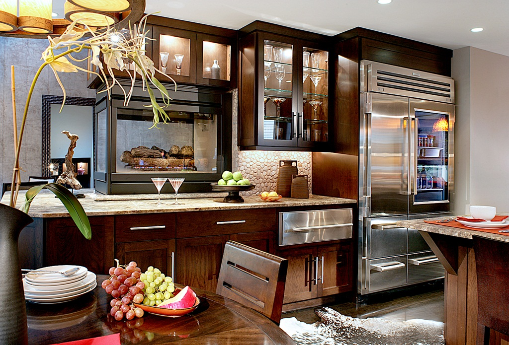 Spice Up Your Kitchen Design with A Mexican Style Decor